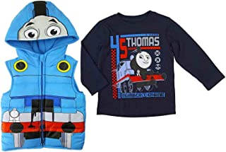 thomas the train vest