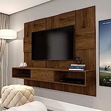 Painel JB 5025 Luxo Sala para TV até 50 Polegadas Pé Aço