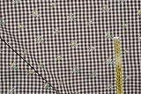 alles-meine.de GmbH 1 m * 1,45 m Stoff Margerite 100 %