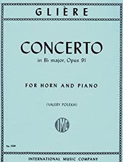 Concerto in B-flat Major, Op. 91 for Horn in F (IMC1599)