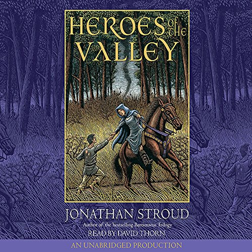 Heroes of the Valley audiobook cover art