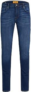 Jack & Jones Men's Glenn Felix 889 Slim Jeans, Blue
