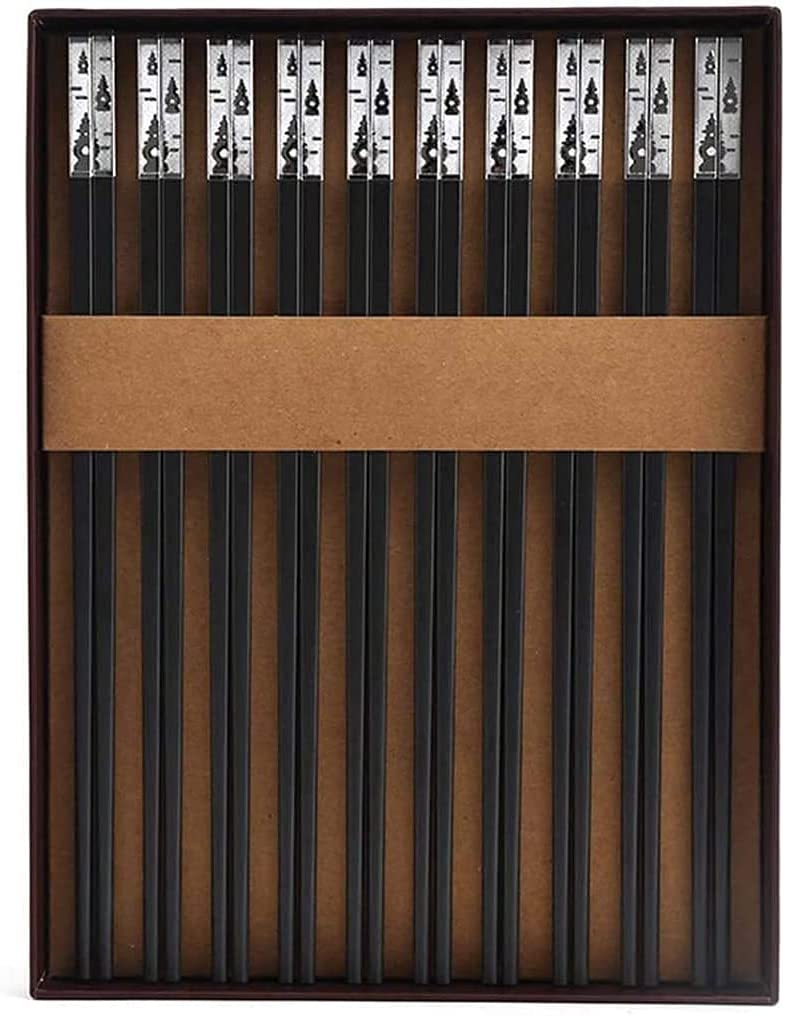 China Chopsticks gifts 10 Inch Reusable,10.8 In Mesa Mall stock Pairs