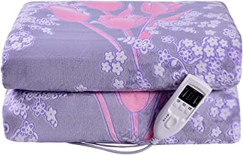 Electric Blanket, Double Double Control, Intelligent Double Control Microcomputer Timing Constant Heating Electric Blanket...