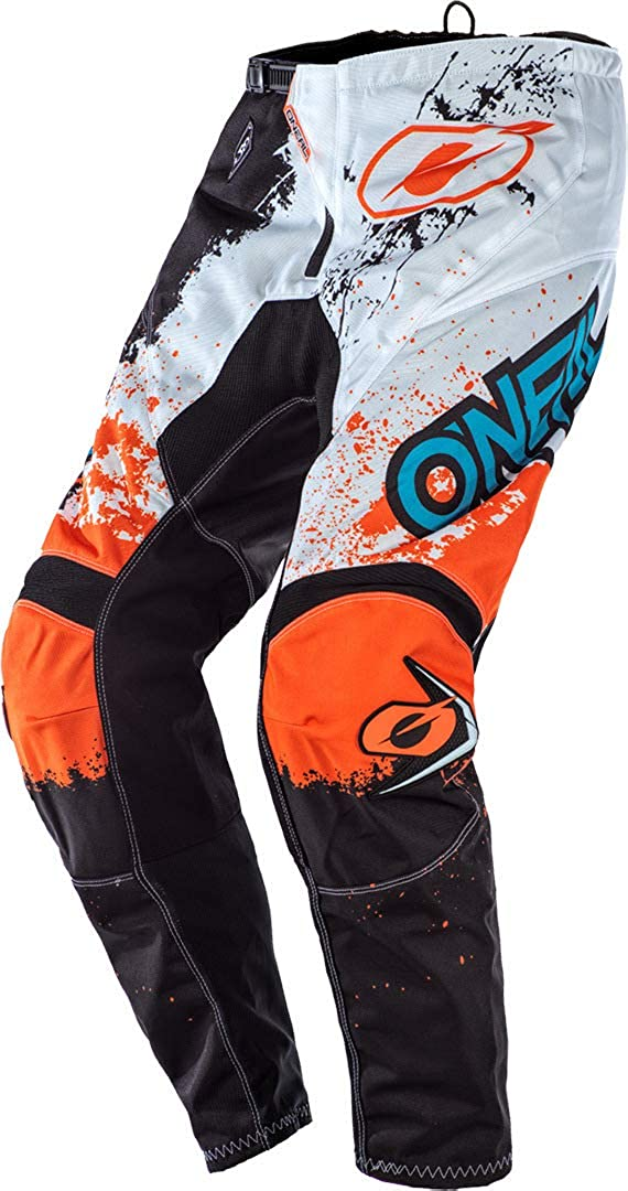 ONEAL Element Impact MX DH MTB Pant Hose lang blau//wei/ß//rot 2020 Oneal
