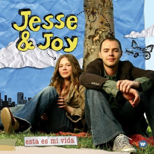 Esta Es Mi Vida by Jesse & Joy (2007) Audio CD