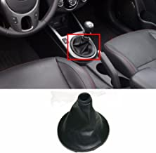 HYUNDAI Manual Gear Shift Knob Leather Boots for KIA 2009-13 Forte Cerao Koup OEM Parts