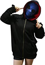 Cosplay Eyeless Jack Hoodie Unisex Thicken Pullover Jacket Sweater Cosplay Costume