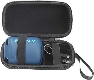 NiceCool ソニー SONY ワイヤレスポータブルスピーカー SRS-XB12 ケース、SRS - XB12 専用ケース/SRS-XB10 EVAハード ケース