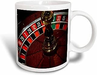3dRose mug_80331_3 A Picture of a Roulette Wheel Magic Transforming Mug, 11-Ounce
