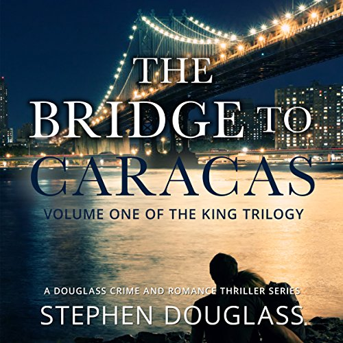 The Bridge to Caracas audiobook cover art