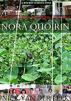Not All Who Wander Are Lost: NORA QUOIRIN by [Nick van der Leek, R.S. Crichton]