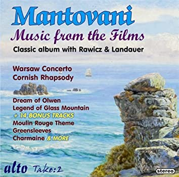 Mantovani: Music from the Films