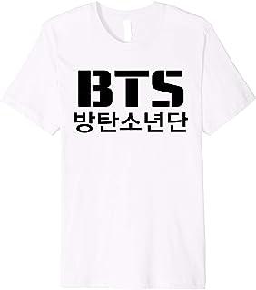 تی شرت رسمی BTS Kpop Bangtan Boys Merchandise BTS19 Premium
