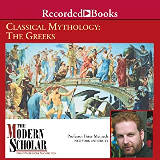 Classical Mythology: The Greeks cover art