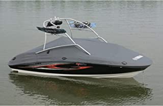 Yamaha 230 Series Tower Charcoal Travel Trailering Mooring Storage Boat Cover