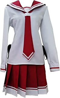 LVCOS Hidan no Aria Riko Mine Cosplay Costumes