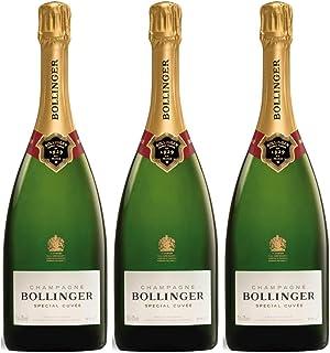 "Champagne Special Cuvée - Bollinger - Rebsorte Pinot Noir, Chardonnay, Pinot Meunier - 3x75cl - Médaille d""Argent Decanter"