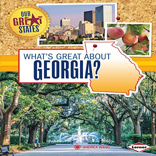 What's Great About Georgia? audiobook cover art