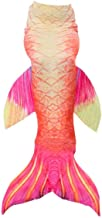 MaxTide Fairy Tail Scales Kids for Girl Adlut for Women Swimming Swimmable Swimwear Cosplay Costumes