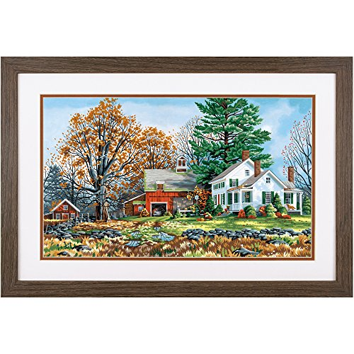 Dimensions Precious Days Paint by Numbers for Adults, 20'' W x 12'' L