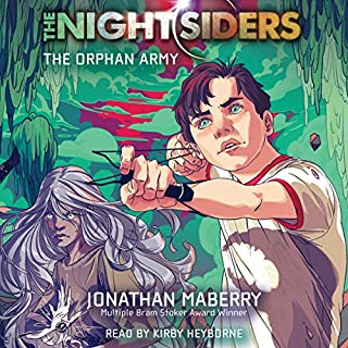 The Orphan Army audiobook cover art