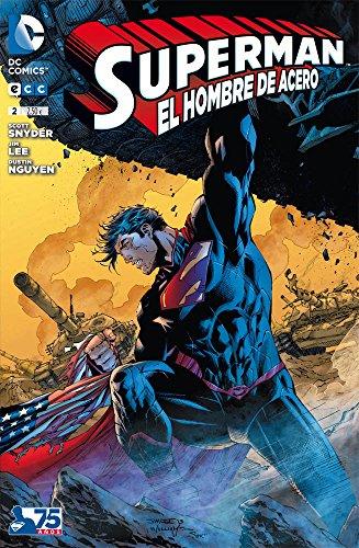 Superman: El hombre de acero núm. 02