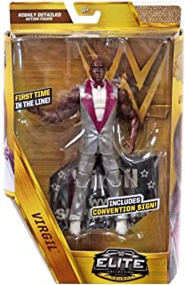 WWE Elite Collection Limited Edition Virgil Action Figure
