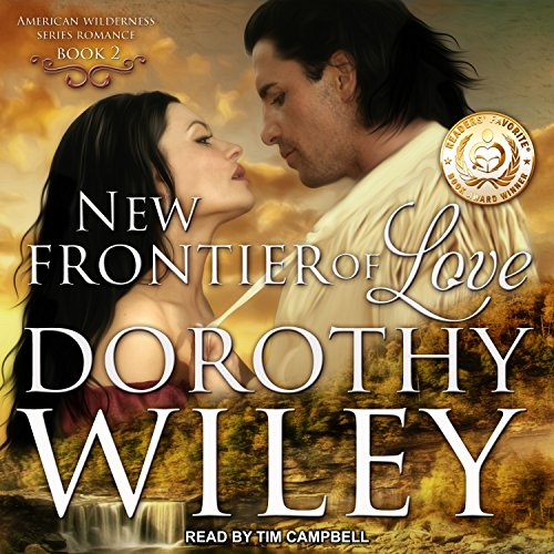 New Frontier of Love audiobook cover art