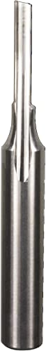 """2021 Freud 2021 1/8"""" lowest (Dia.) Solid Carbide O-Flute Straight Bit with 1/4"""" shank (71-040) outlet online sale"""
