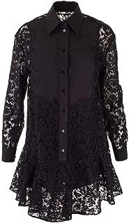 VALENTINO Luxury Fashion Womens SB0VAPI01EC0NO Black Dress   Fall Winter 19