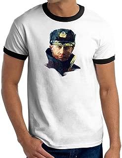 Putin Russian President Crimea T Shirt Ringer Fashion Tee
