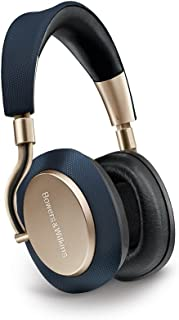 Bowers & Wilkins PX Bluetooth Wireless Headphones, Noise Cancelling, FP39691, Gold