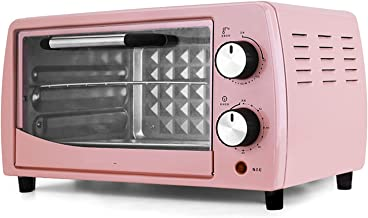 Mini Four, 12L Grille-Pain Four friteuse à air Micro-Ondes Cuisson Domestique intégrée Petit Four électrique (100-230 ° C,...
