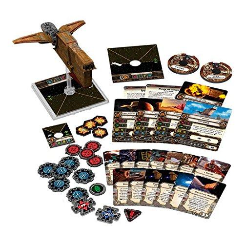 Fantasy Flight Games- Star Wars X-Wing: Diente de Perro (Edge Entertainment...