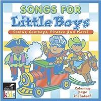 Songs for Little Boys