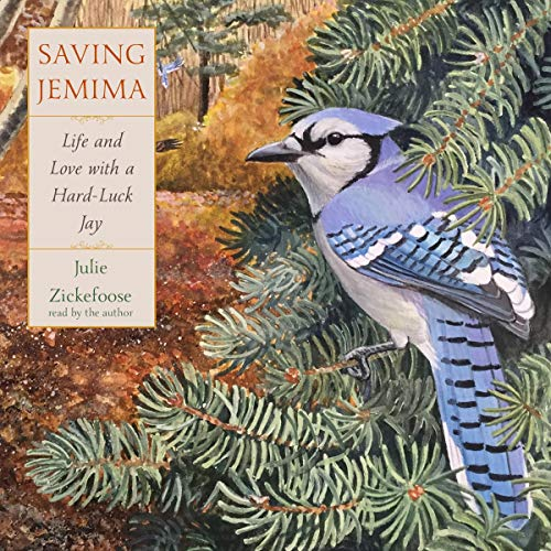 Saving Jemima: Life and Love with a Hard-Luck Jay cover art