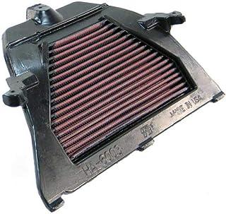 K&N Engine Air Filter: High Performance, Premium, Powersport Air Filter: Fits 2003-2006 HONDA (CBR600RR) HA-6003