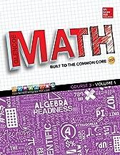 Glencoe Math, Course 3, Student Edition, Volume 1 (MATH APPLIC & CONN CRSE)