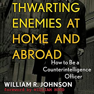 Thwarting Enemies at Home and Abroad cover art