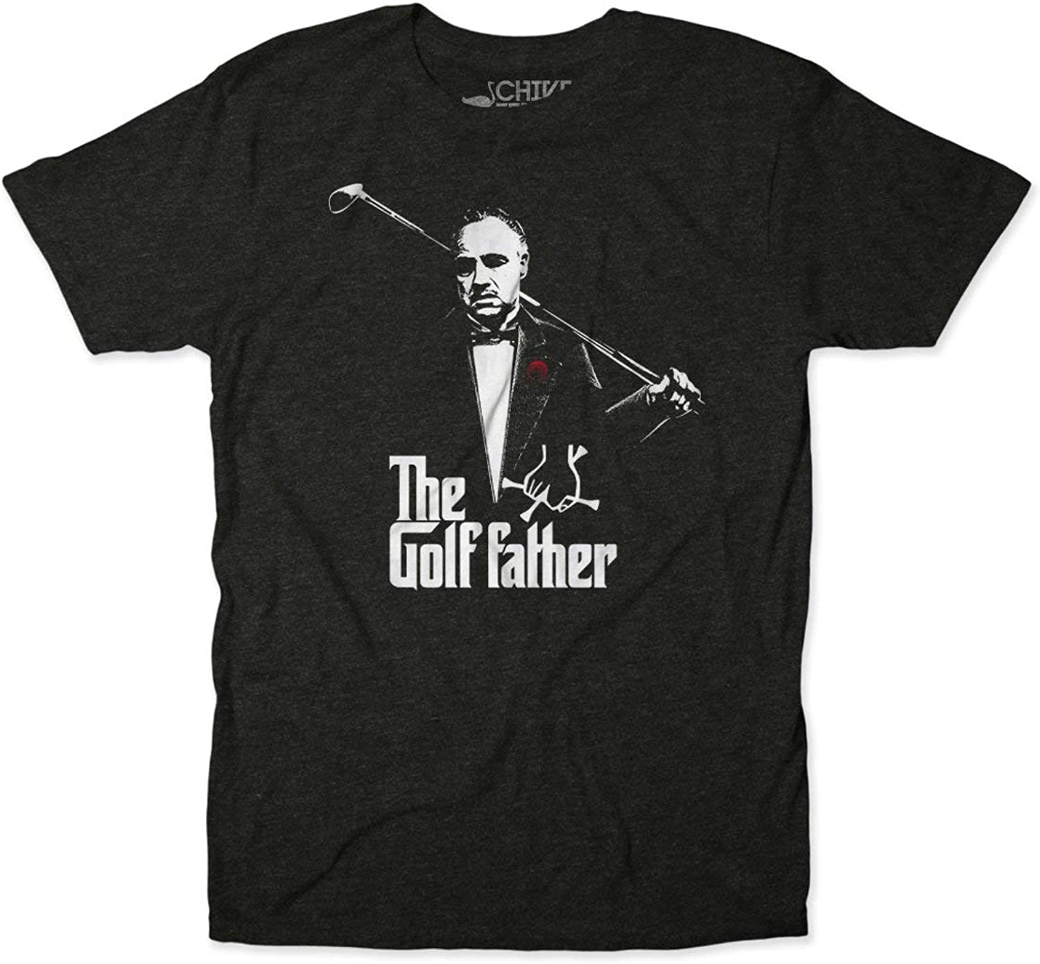 theCHIVE Mens' The Courier Cheap bargain shipping free Father Golf