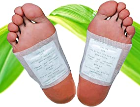 Bamboo Dumper Vital Patches Foot Detox PatchesA aE A Detox Purification High Quality 100 Natural Detox Pads Estimated Price : £ 11,00