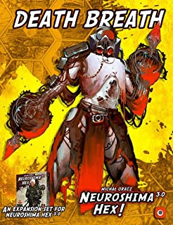 Portal Games Neuroshima Hex Death Breath Board Game