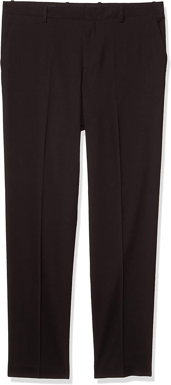 Perry Ellis Men's Solid Stretch Dress Pant