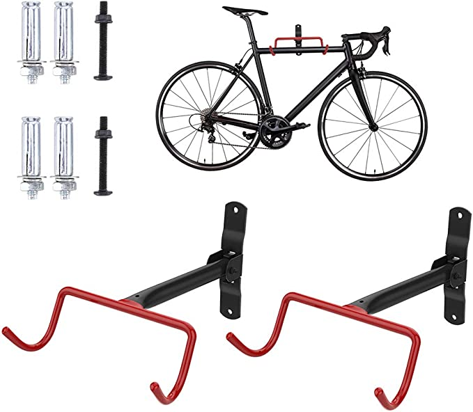 52 opinioni per Nuovoware Supporto per Bici 2PZ, Portabici da Parete, Supporti per Biciclette,