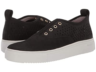 Blackstone Low Sneaker Slip-On RL67 (Black) Women