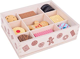 Bigjigs Toys Biscuit Box