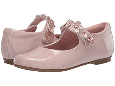Rachel Kids Leslie (Little Kid) (Pink Mauve Patent) Girl