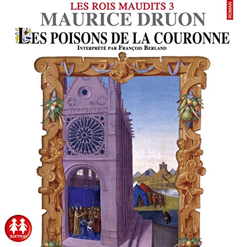 Les poisons de la couronne audiobook cover art