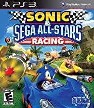 Sonic and Sega All Star Racing Essentials (PS3)